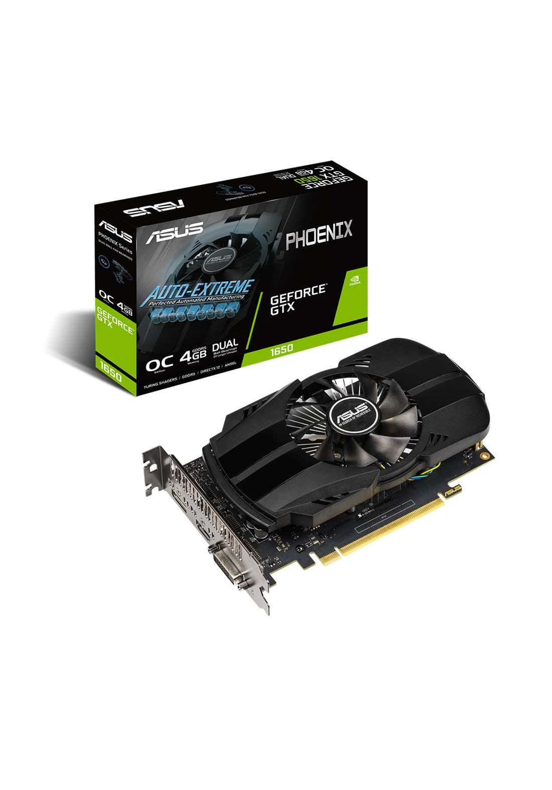 Asus phoenix 1650 GeForce 4GB Graphics Card