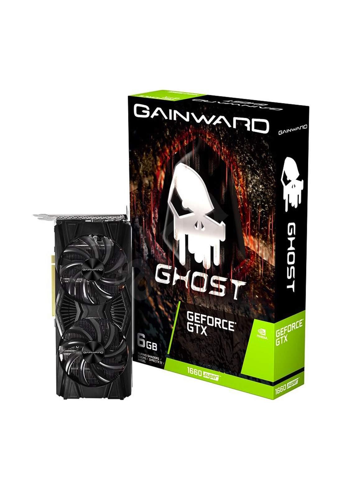 Gainward GeForce GTX 1660 SUPER Ghost OC 6G  Graphics Card