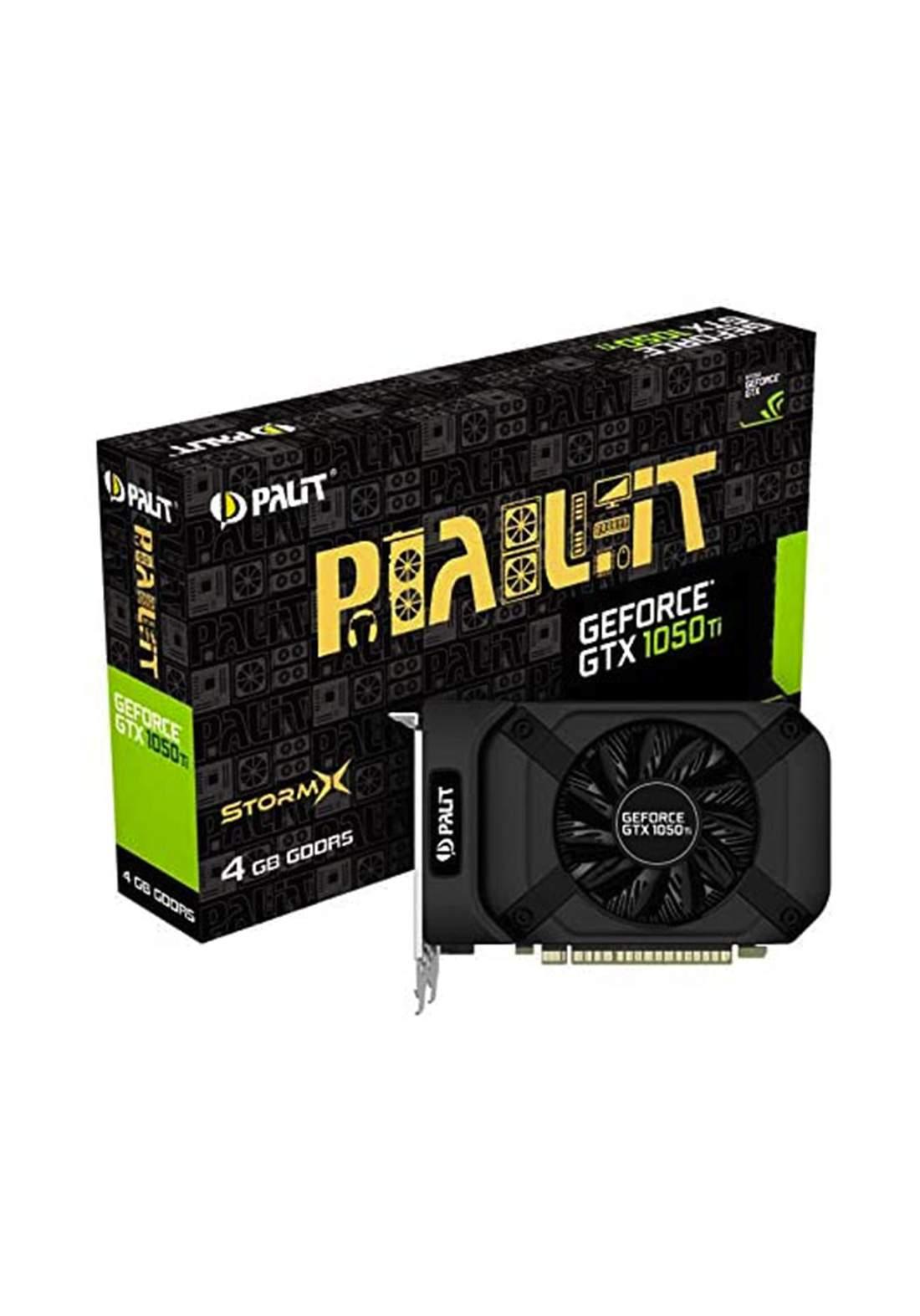 Palit GeForce GTX 1050TI Graphics Card 4GB Graphics Card