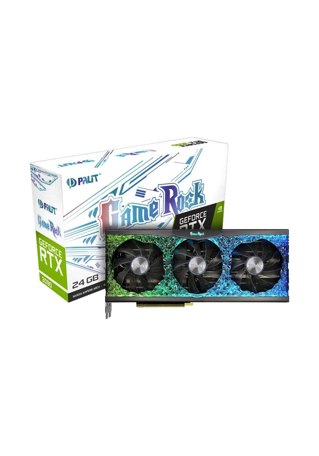 Palit GeForce RTX 3090 GameRock OC 24GB Graphics Card