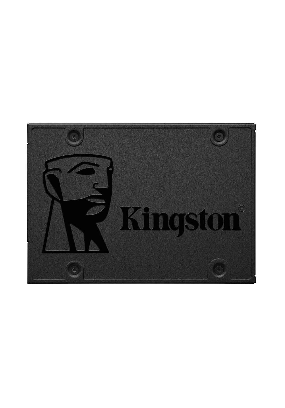 """Kingston A400 480 2.5"""" SATA-III SSD Internal Solid State Drive - Black"""