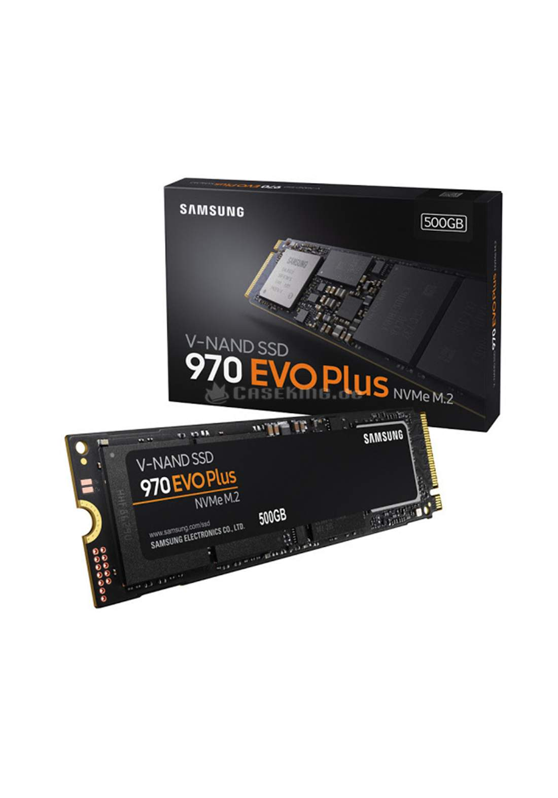 Samsung 500GB 970 EVO Plus NVMe M.2 Internal Solid State Drive