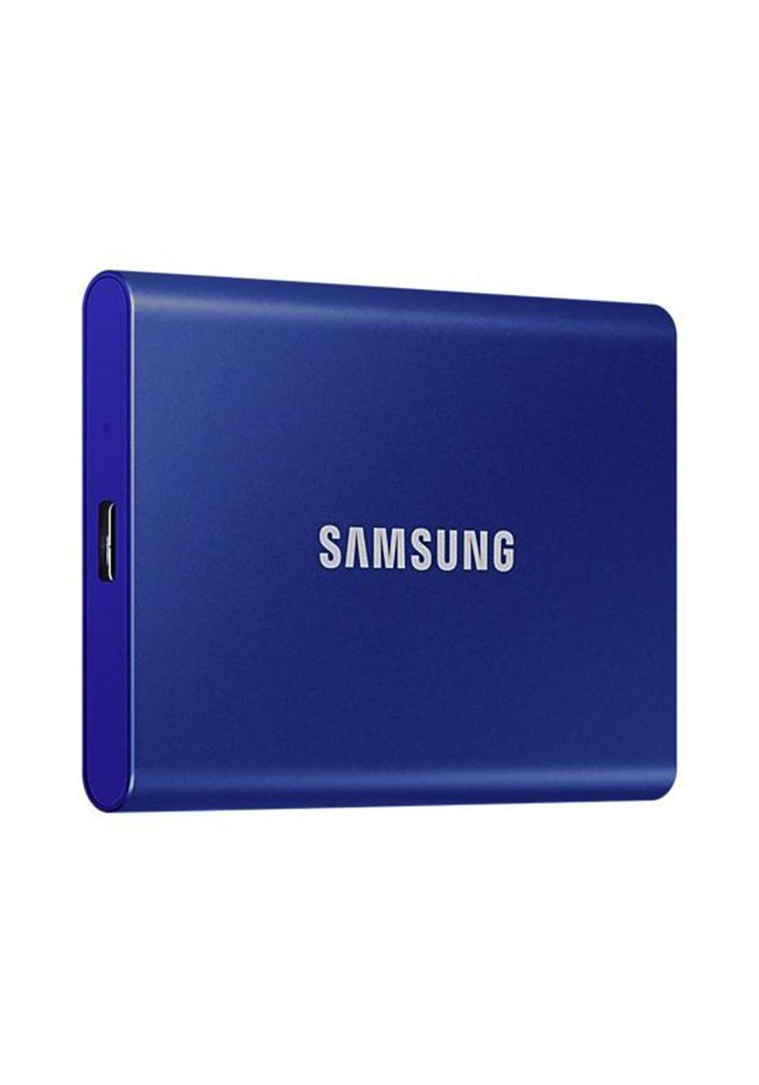 Samsung 1TB T7 Portable Solid State Drive - Blue