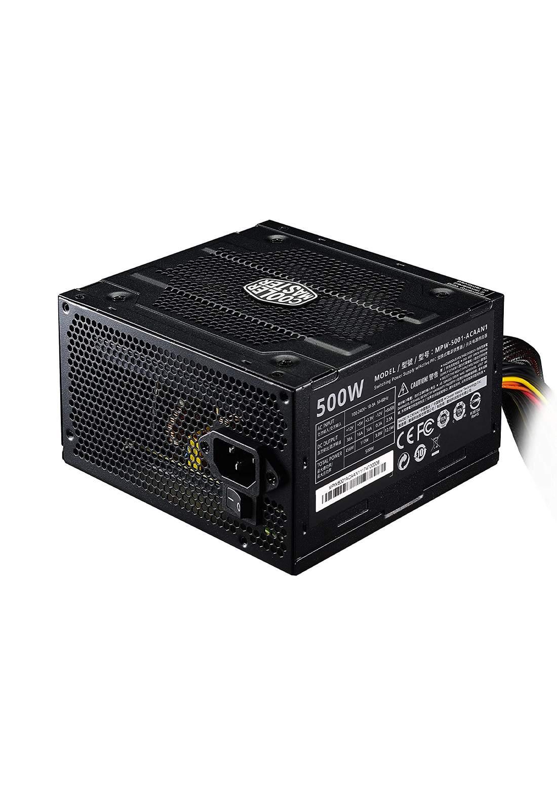 CoolerMaste Elite V3 500W Power Supply