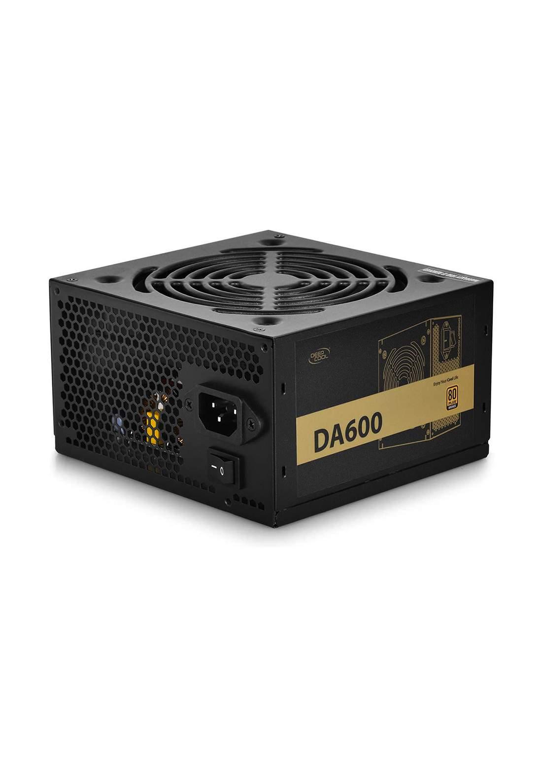 DeepCool DA600 80 Plus Bronze Certified 600W Power Supply