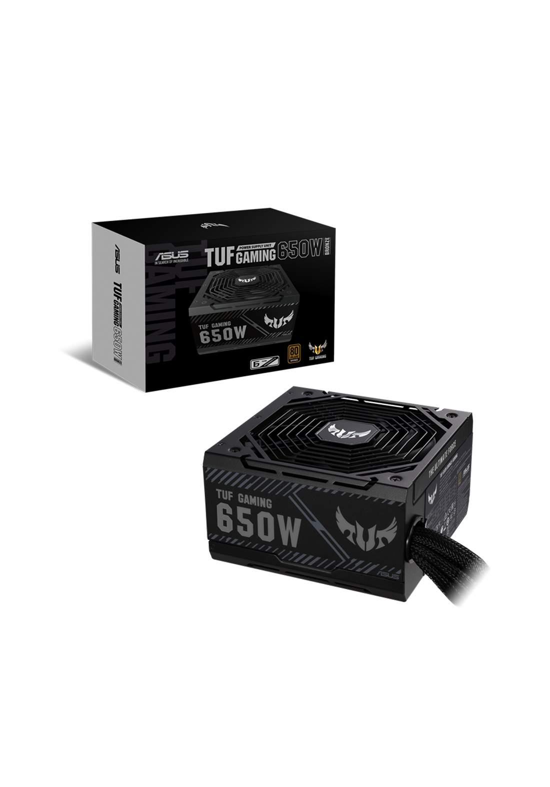 Asus TUF Gaming 650W 80 Plus Bronze Pwer Supply