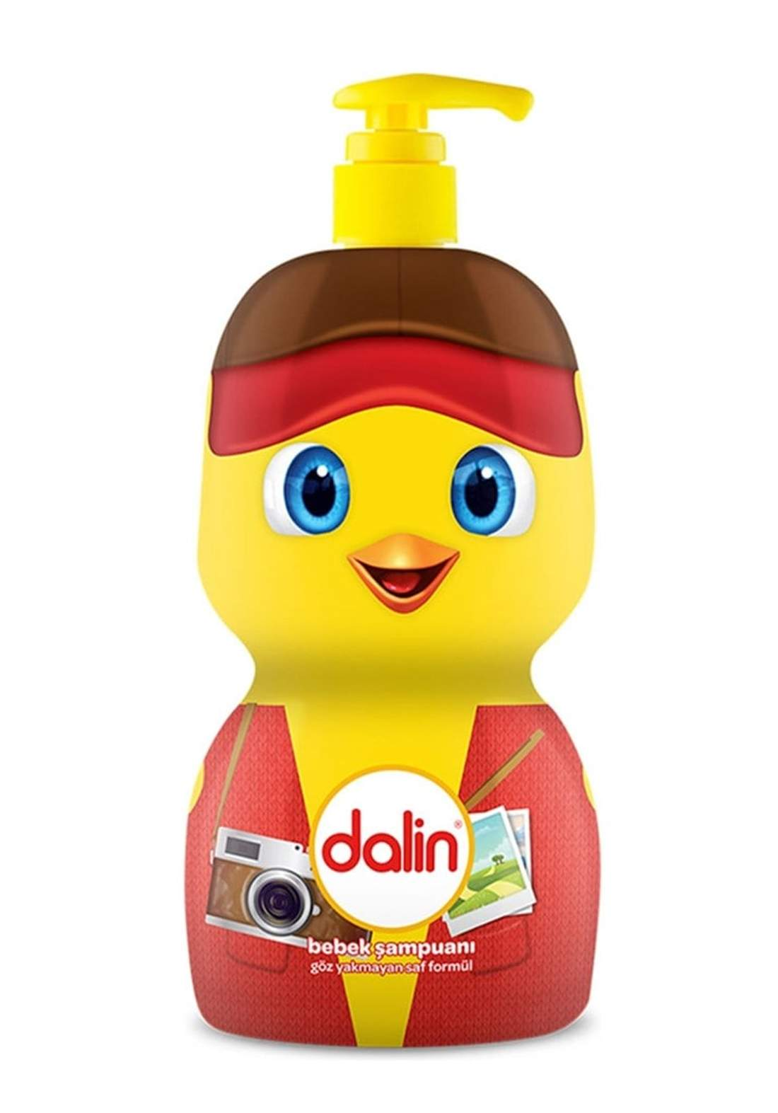 Dalin Chick Bottle Baby Shampoo 650 ml شامبو أطفال