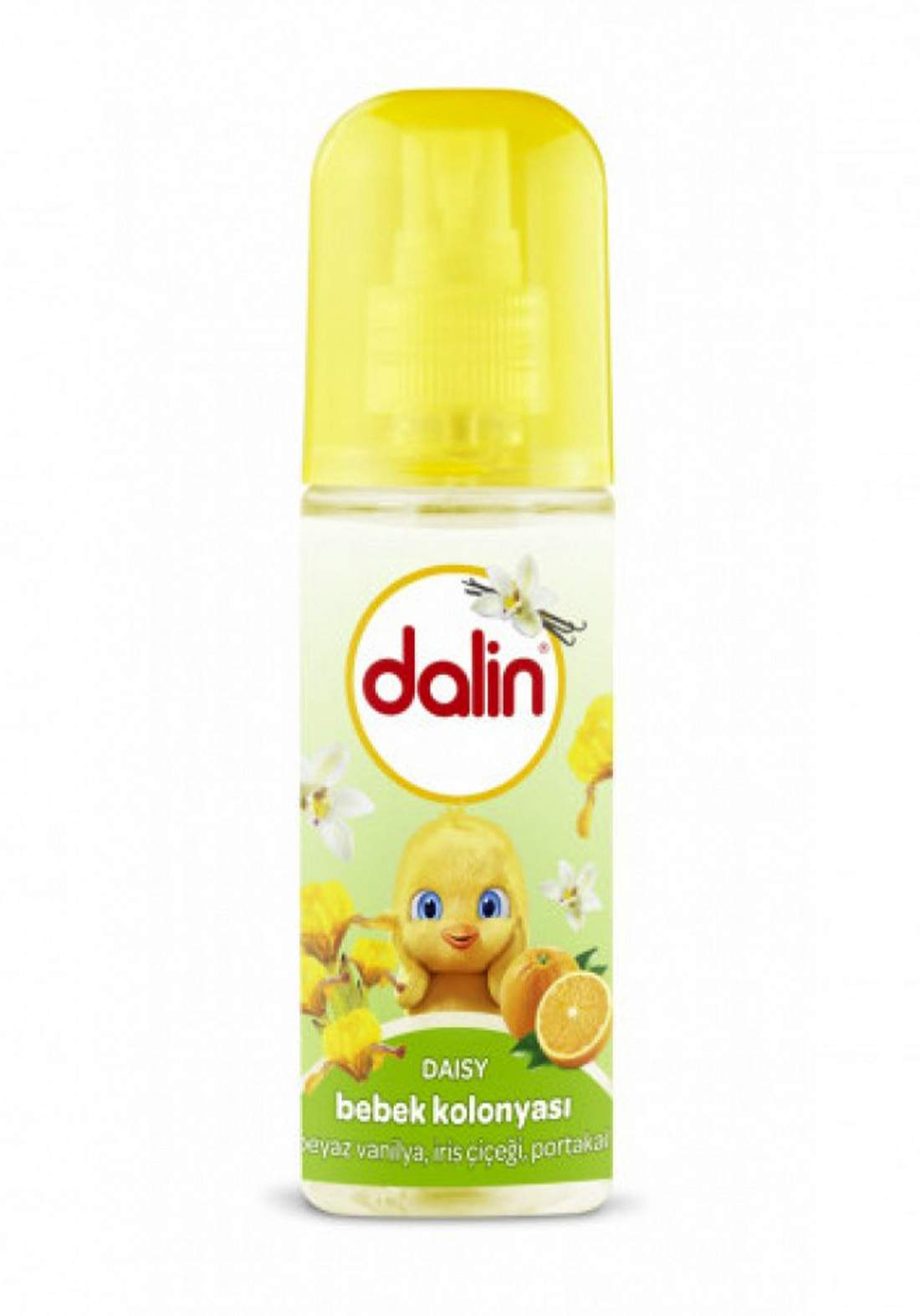 Dalin Daisy Baby 150 ml كولونيا للأطفال