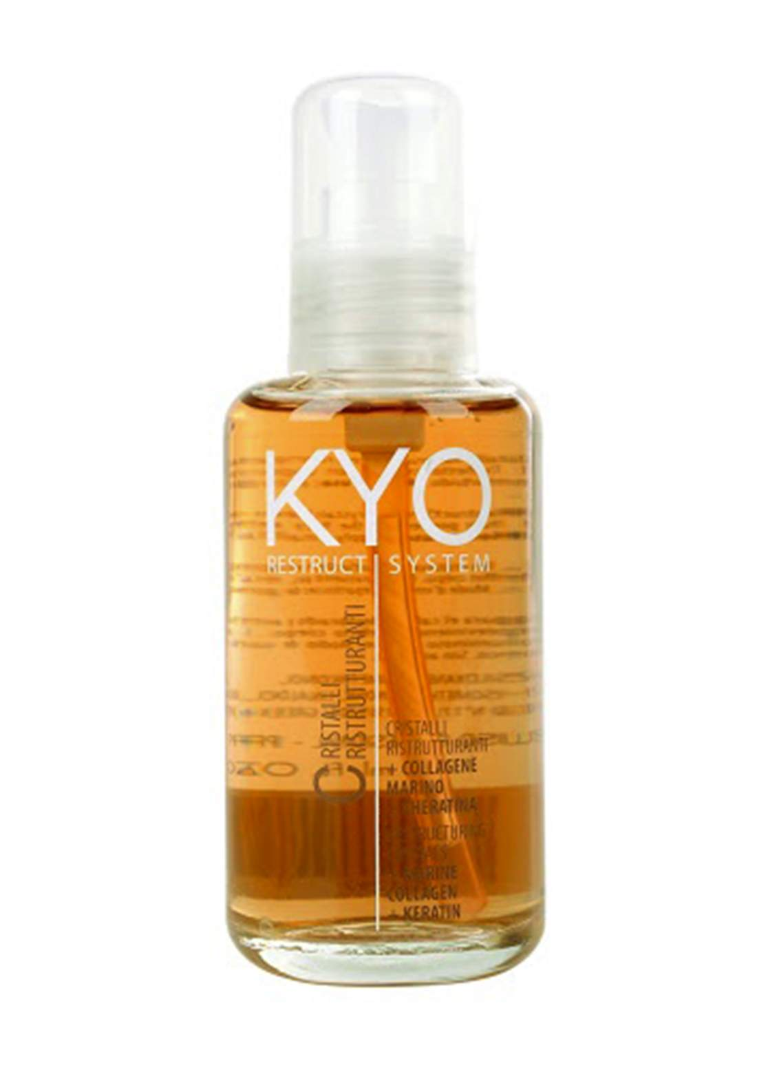 Kyo Restruct System 100 ml - Yellow  سيروم كولاجين وكيراتين للشعر