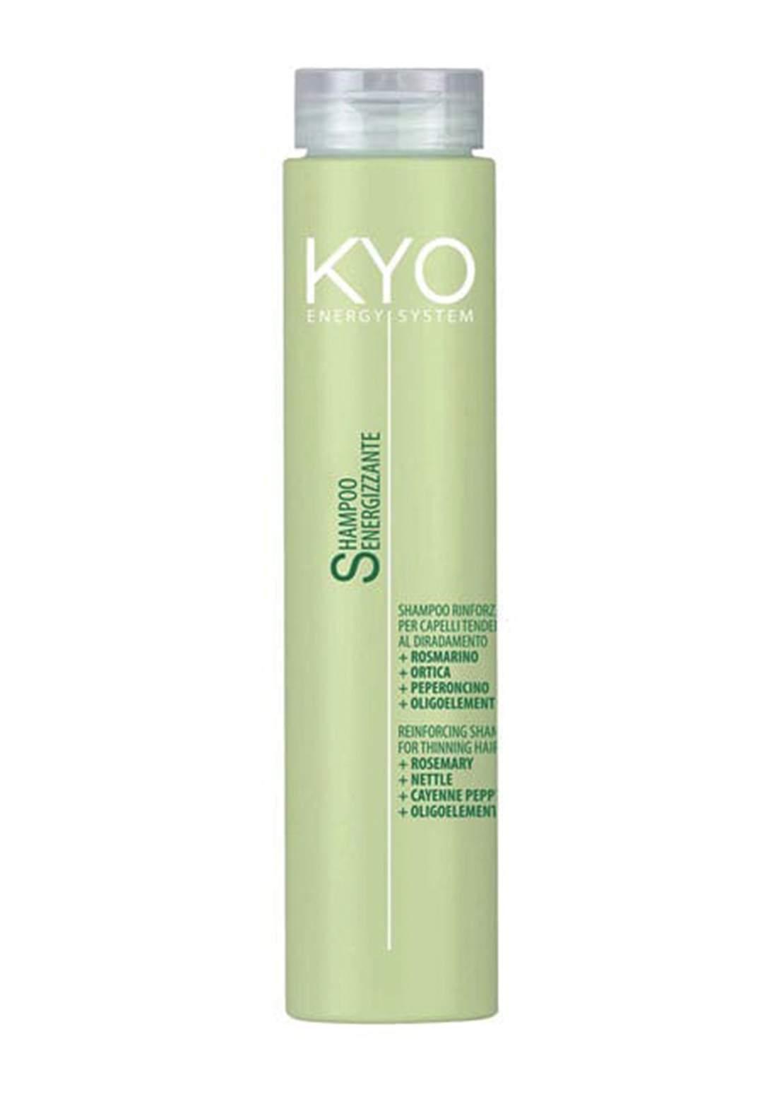 Kyo Energy System Shampoo 250ml شامبو شعر