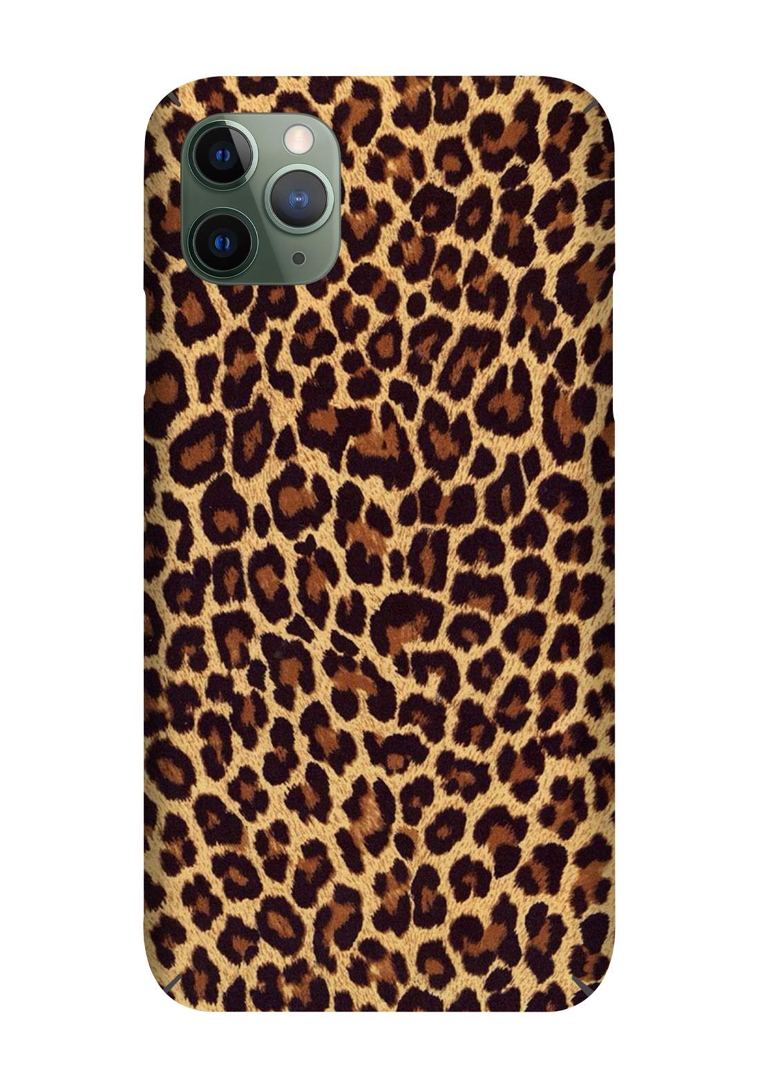Protective Cover For Iphone 11 Pro -  Brown حافظة موبايل