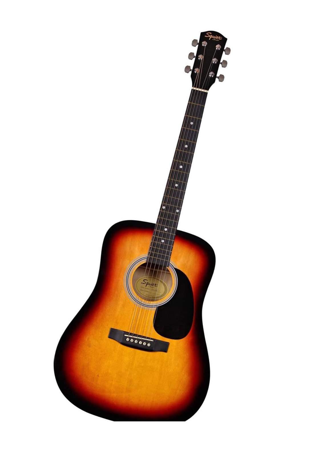 Fender Acoustic Guitar SA-150 - اكوستك جيتار