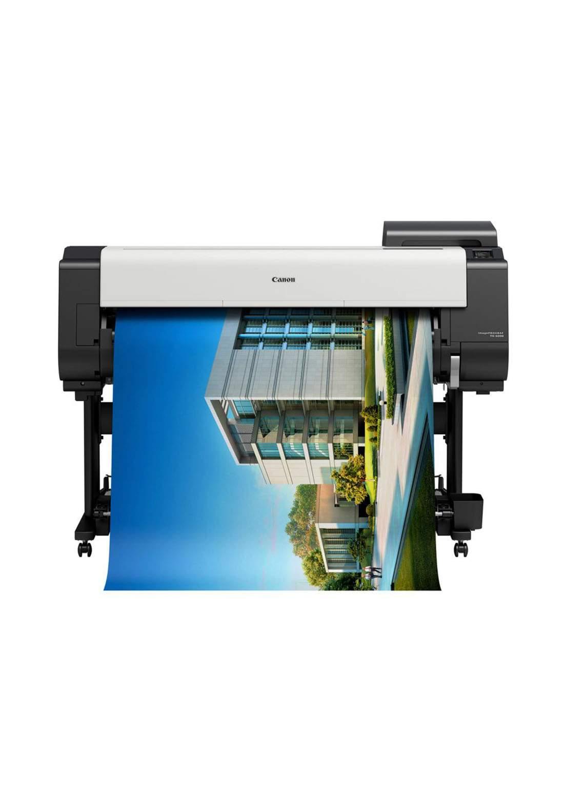 "Canon imagePROGRAF TX-4000 44"" Large-Format Inkjet Printer - Black طابعة"