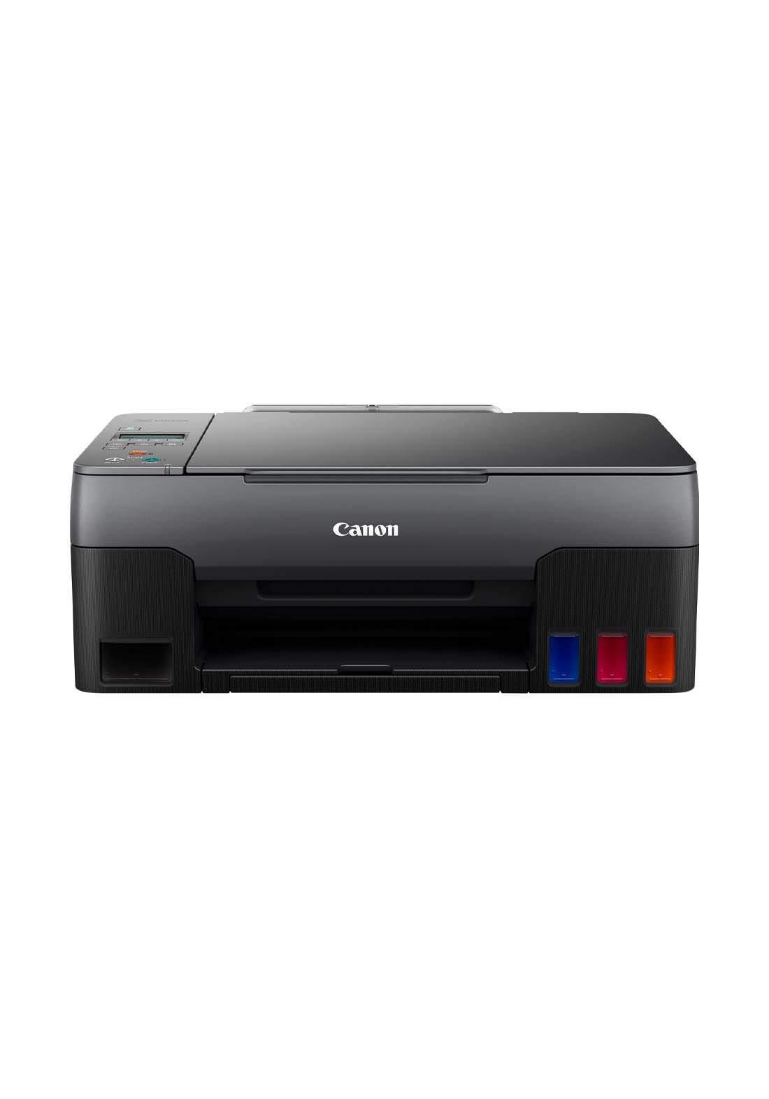Canon PIXMA G2420 Multifunctional color inkjet  Printer -  Black طابعة