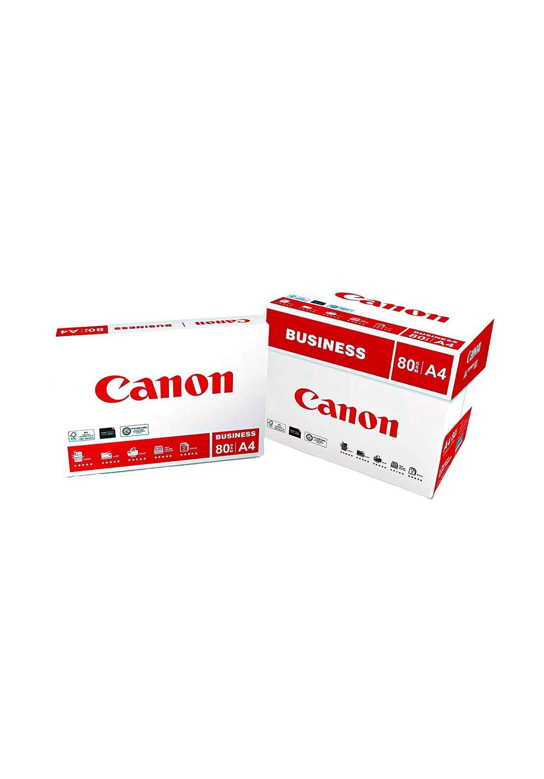 Canon Business Paper All Purpose A4 Paper Box  صندوق ورق
