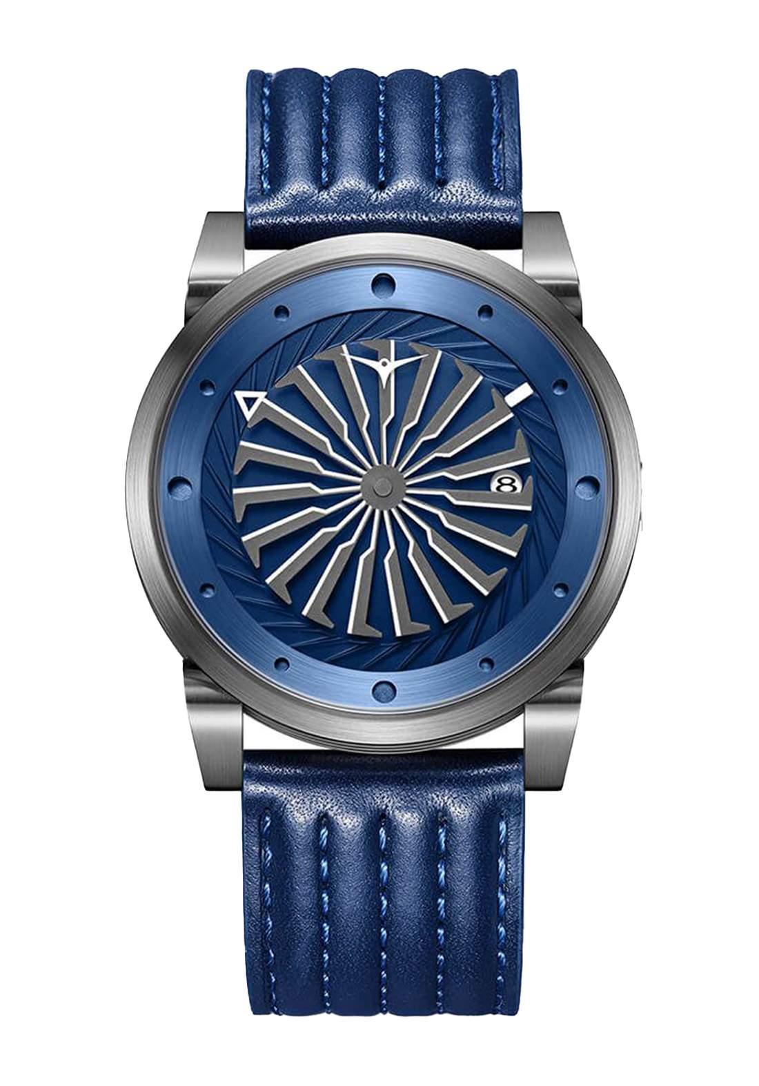 Zinvo Rival  Alpha Watch For Men - Blue  ساعة رجالي