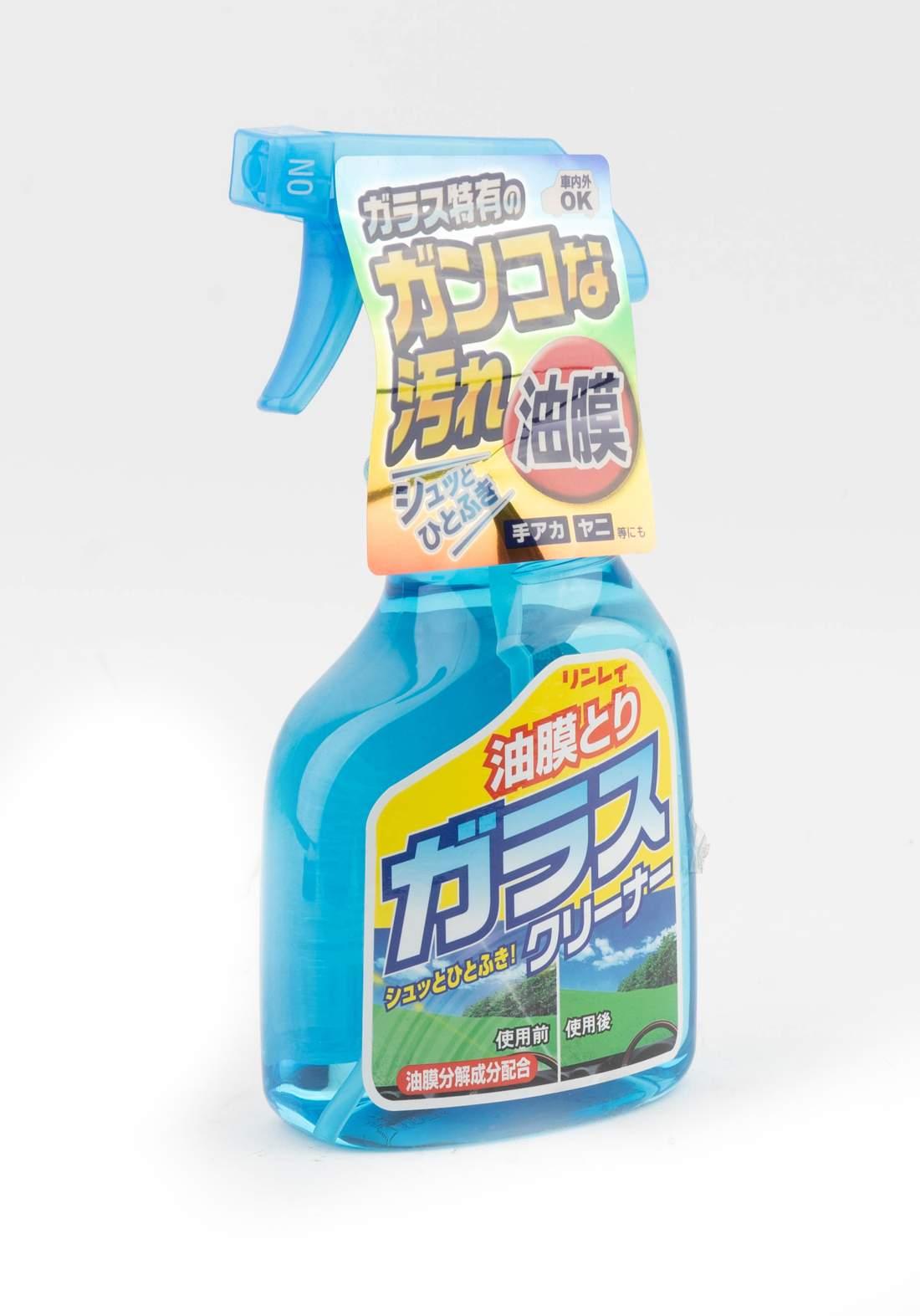 Rinrei 790019 Oil Slick Glass Cleaner 390 ml ملمع زجاج السيارة