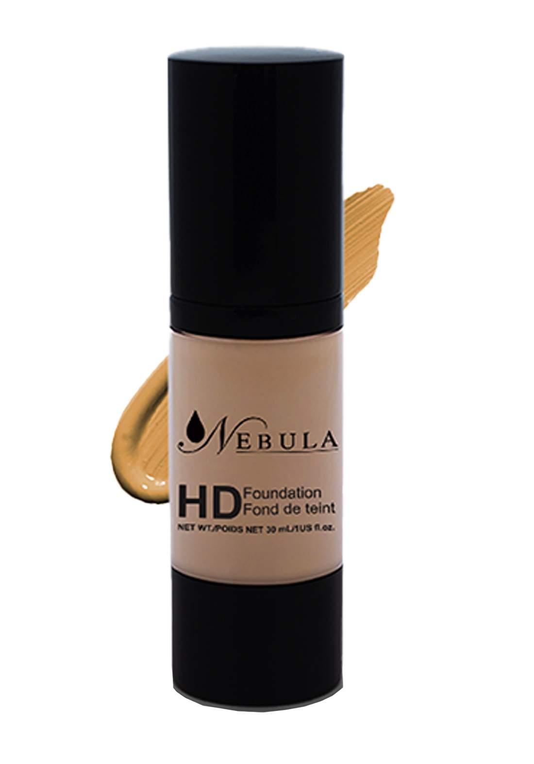 Nebula HD Liquid Fondation-30ml-151- Ivory اساس