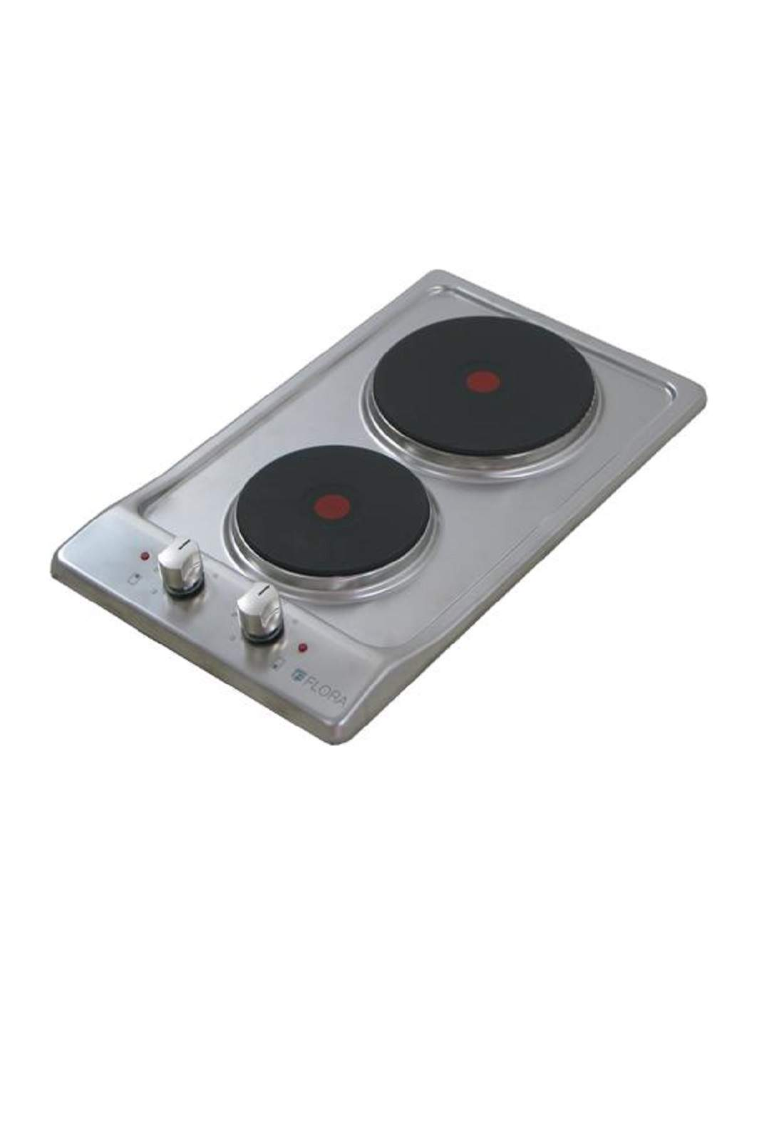 فضي اللون FLORA FLBH10-EP-L32X هيتر كهربائي منضدي من