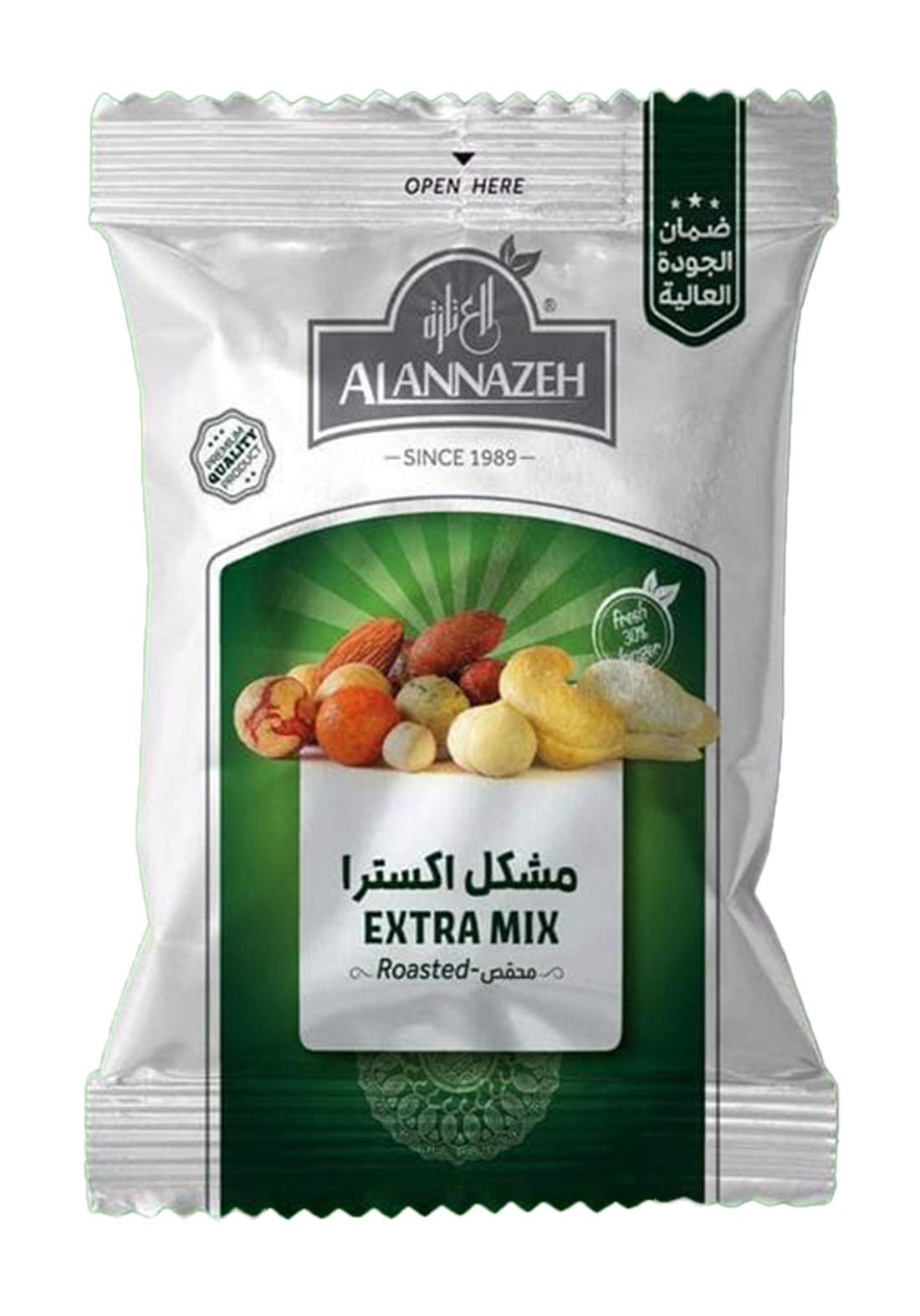 Al-Annazeh Extra Mix Nuts 90g مكسرات اكسترا