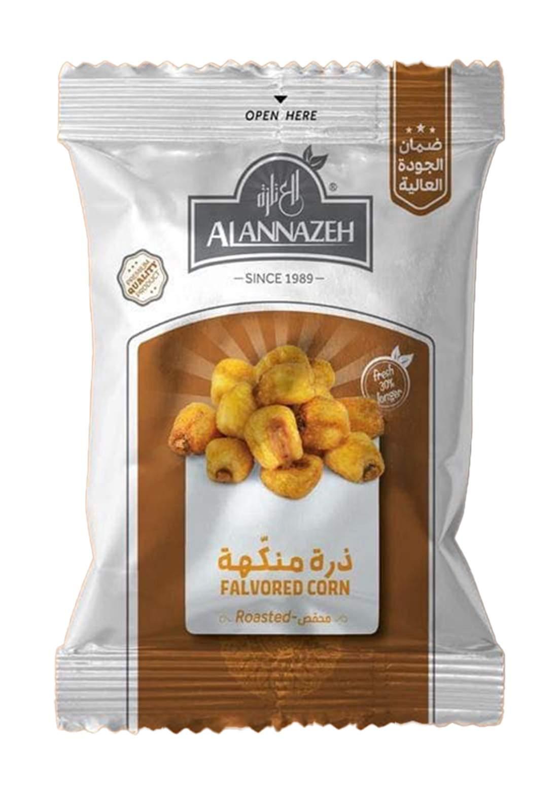 Al-Annazeh Flavored Corn Nuts 90g ذرة منكهة