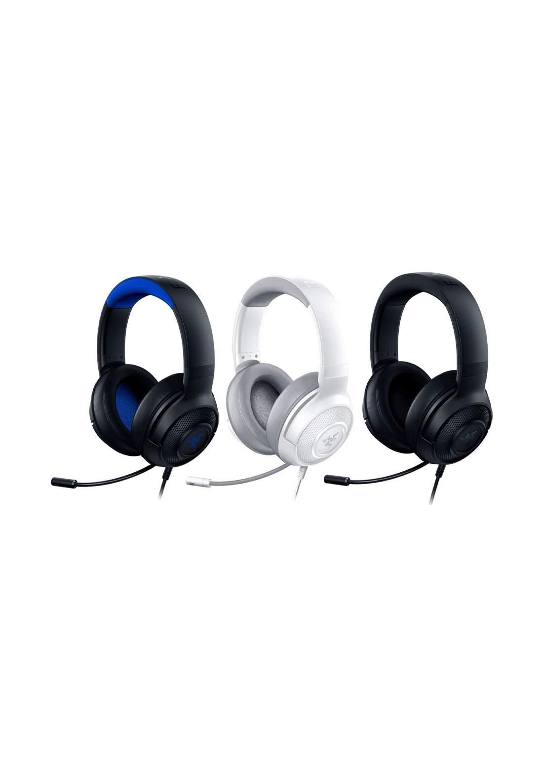 Razer Ultra Light Kraken X Lite Gaming Headphones سماعة رأس