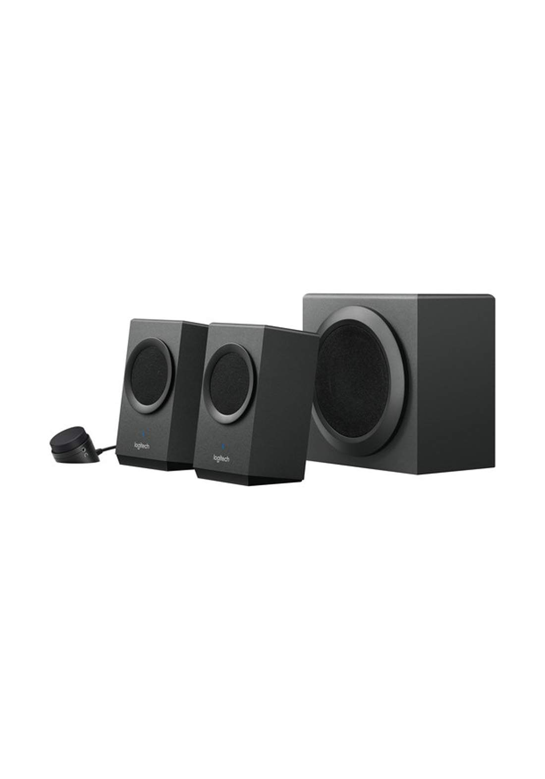 Logitech Z337 2.1 Bluetooth Computer Speaker System with Subwoofer - Black  مكبر صوت