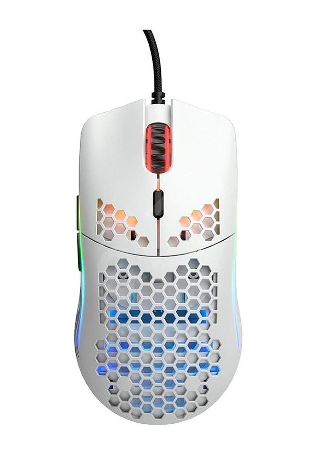 Glorious Model O Matte White Gaming Mouse