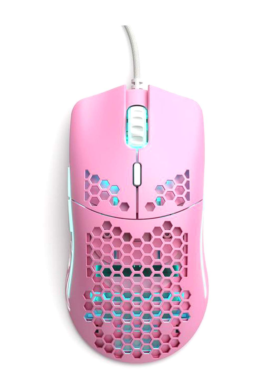 Glorious Model O- Gaming Mouse  - Pink ماوس