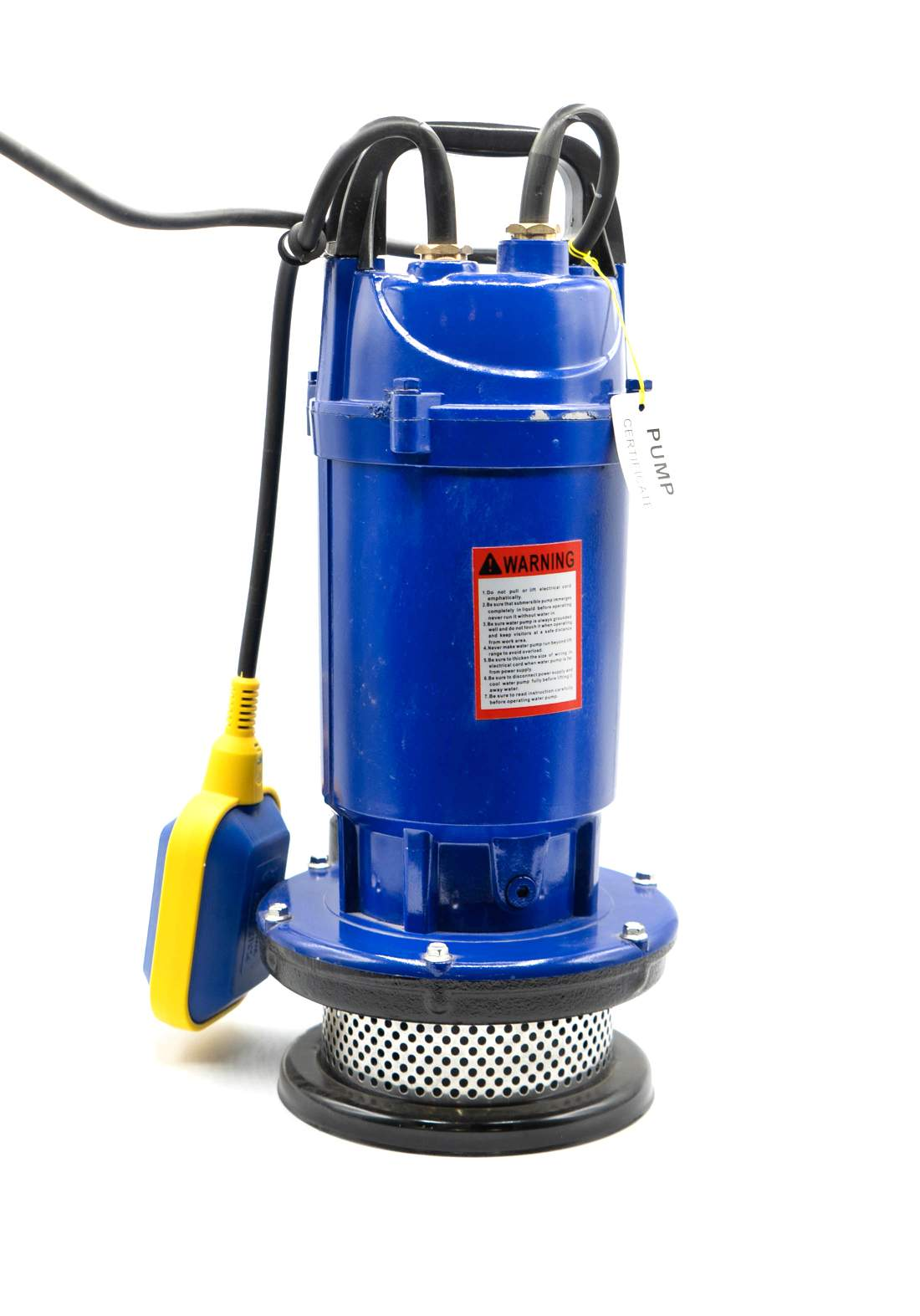 Sali W32100DX Submersible Water Pump QDX9m³/s ماطور ماء غطاس
