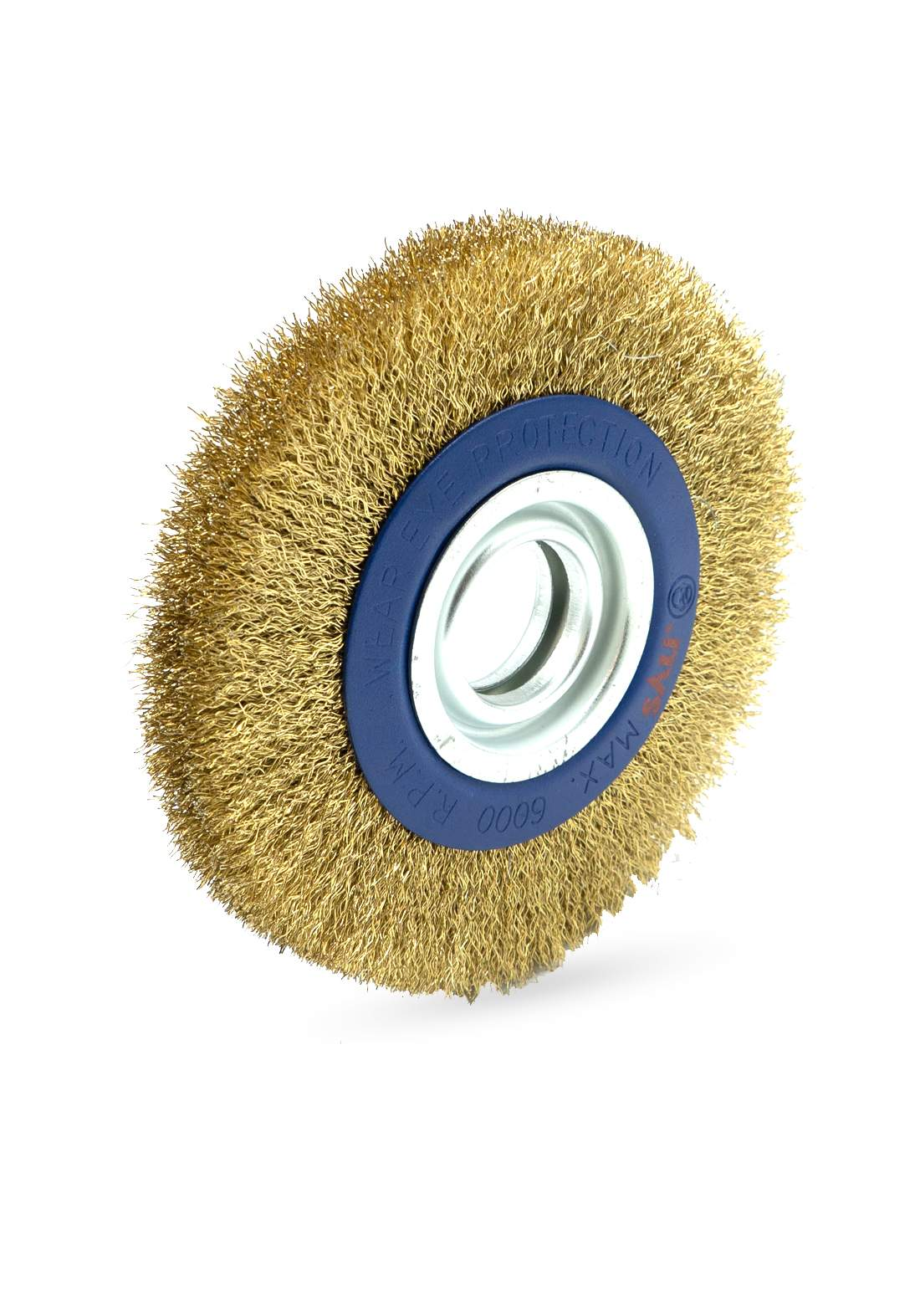 Sali 7231 Tools Wire Brush 150 mm فرشاة تنظيف الاسطح المعدنية