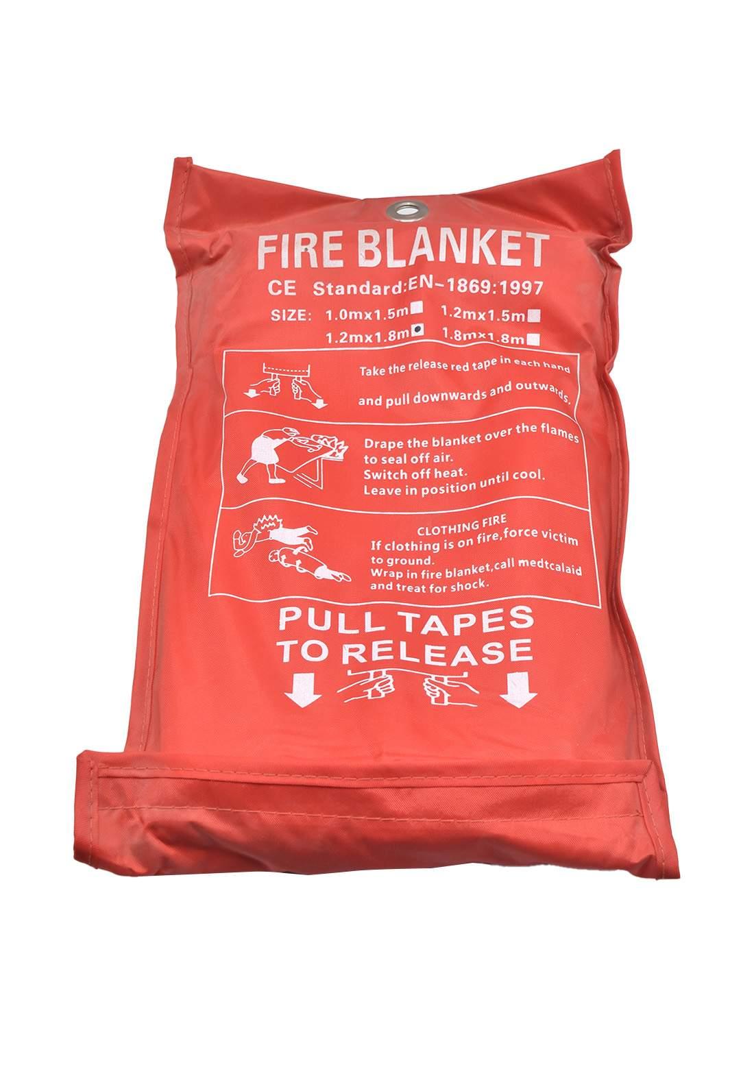 SamaAlRaya Fire Blanket بطانية حريق