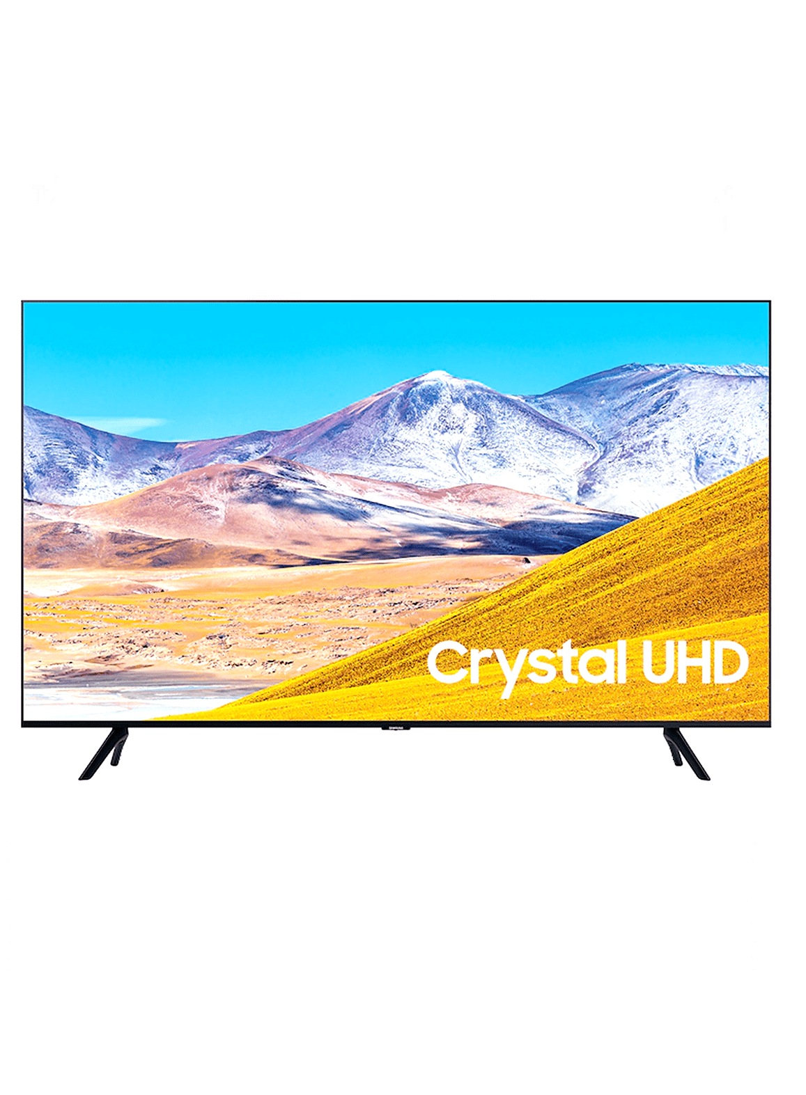 Samsung 55 TU8000 4K Smart Crystal UHD TV شاشة