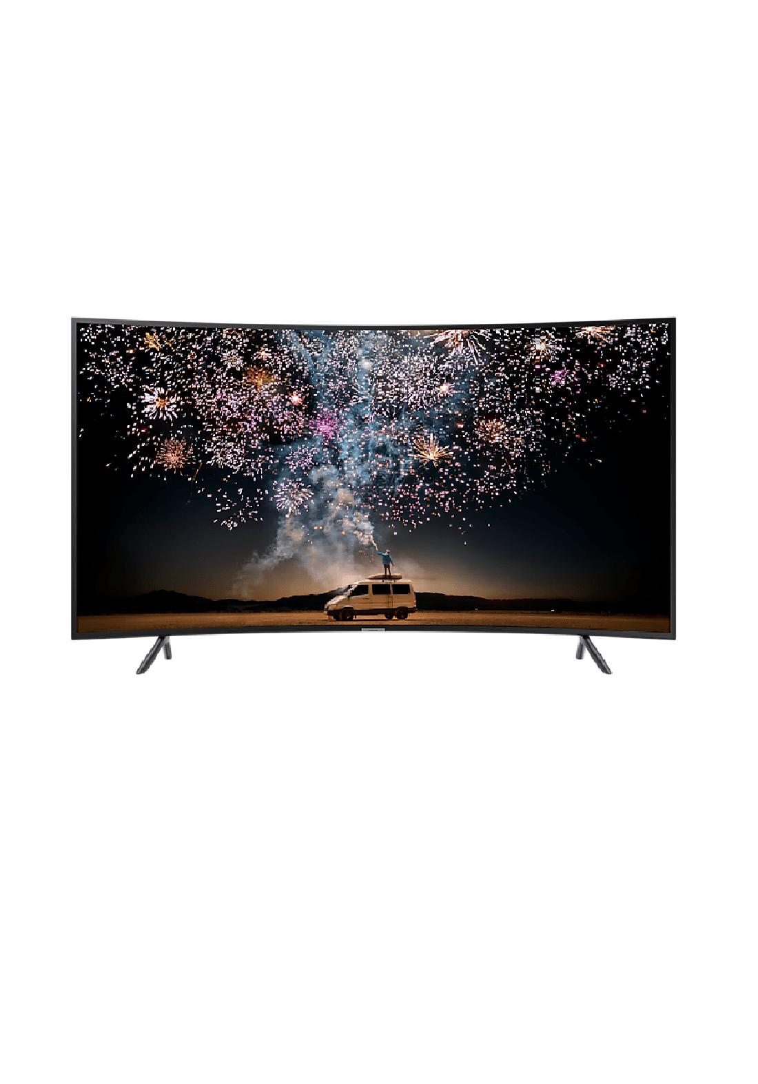 Samsung 65Class RU7300 Curved Smart 4K UHD TVشاشة