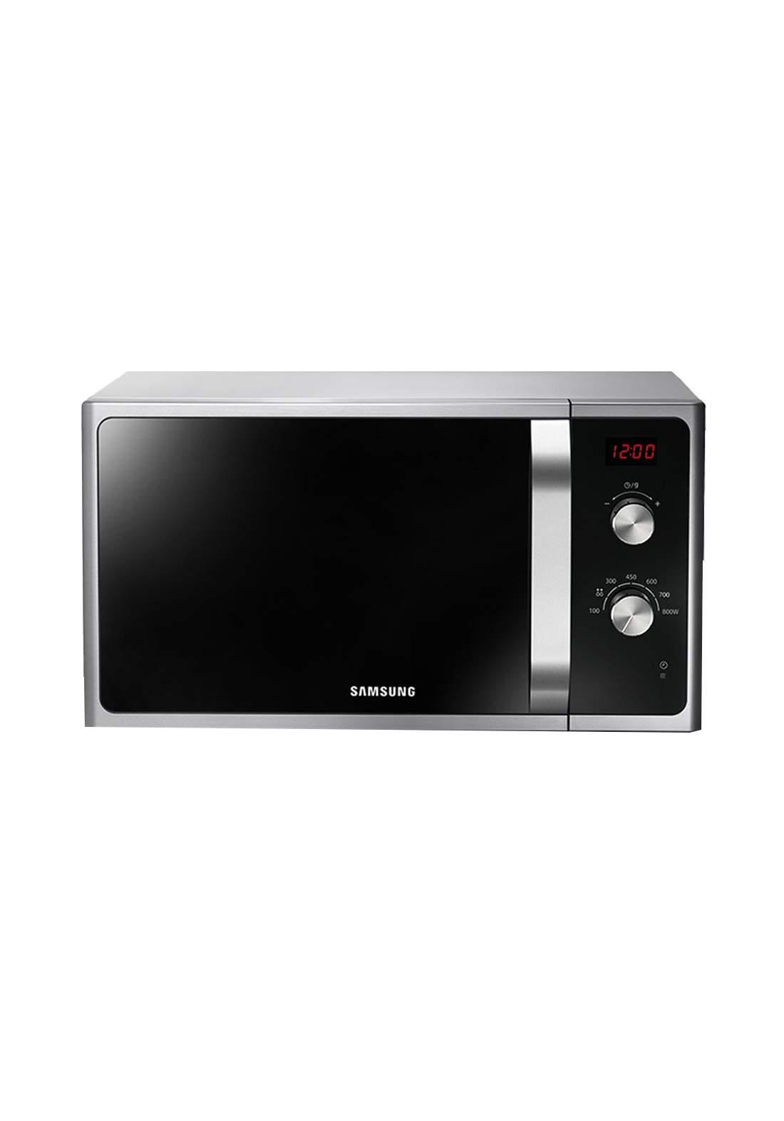 Samsung MS23F300EEK Microwave23L  فرن كهربائي