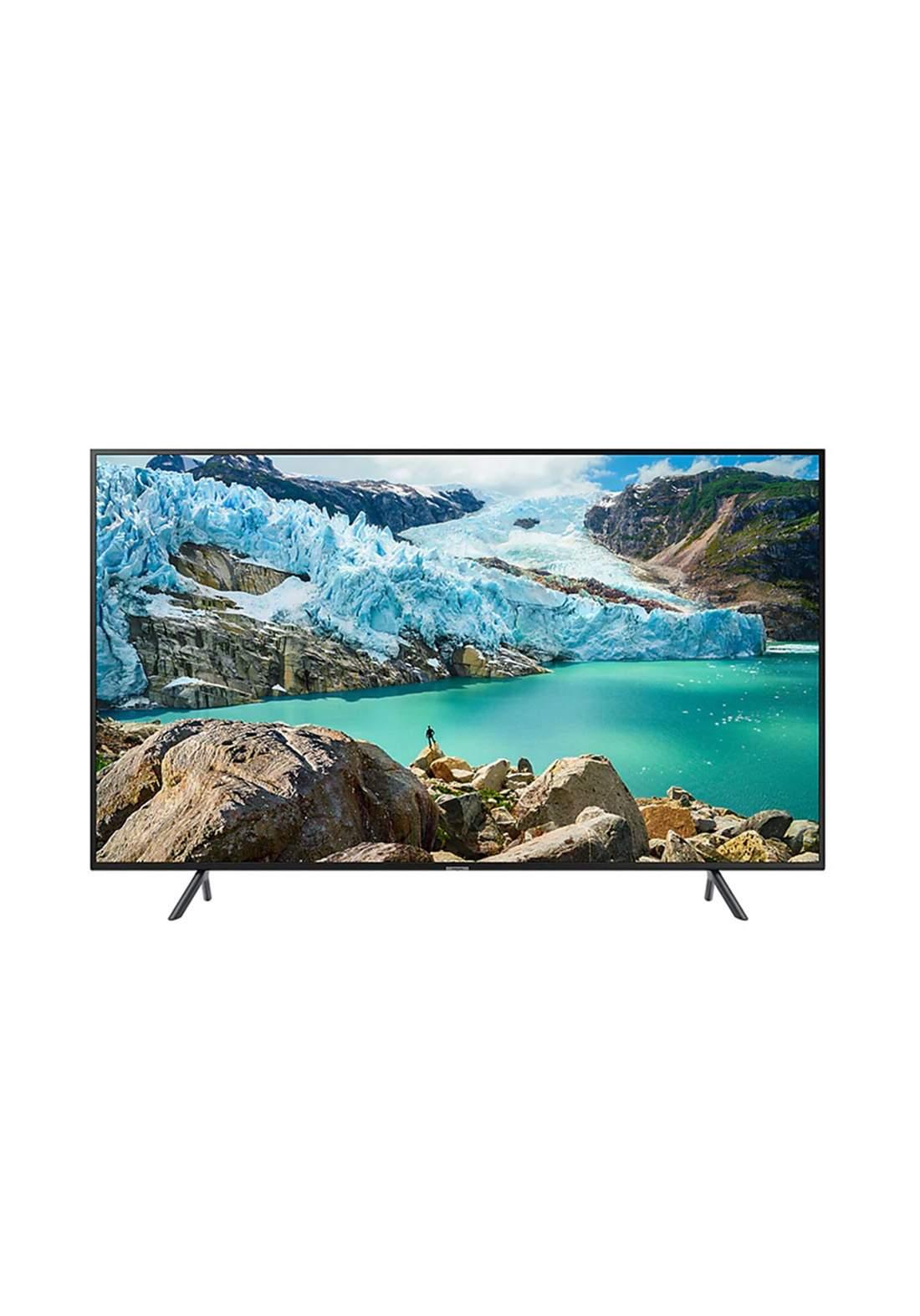 """Samsung  58RU7170 (58"""") 4K Ultra HD Smart TV Wi-Fi Black شاشة"""