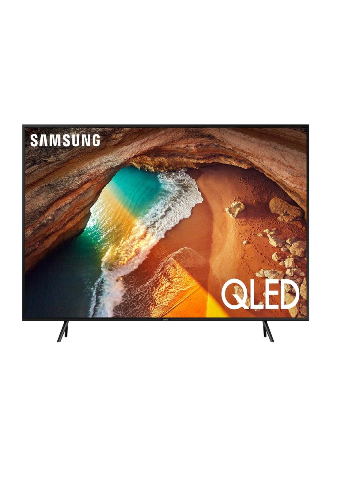 Samsung Q60R QLED Smart 4K UHD TV 65 شاشة تلفاز