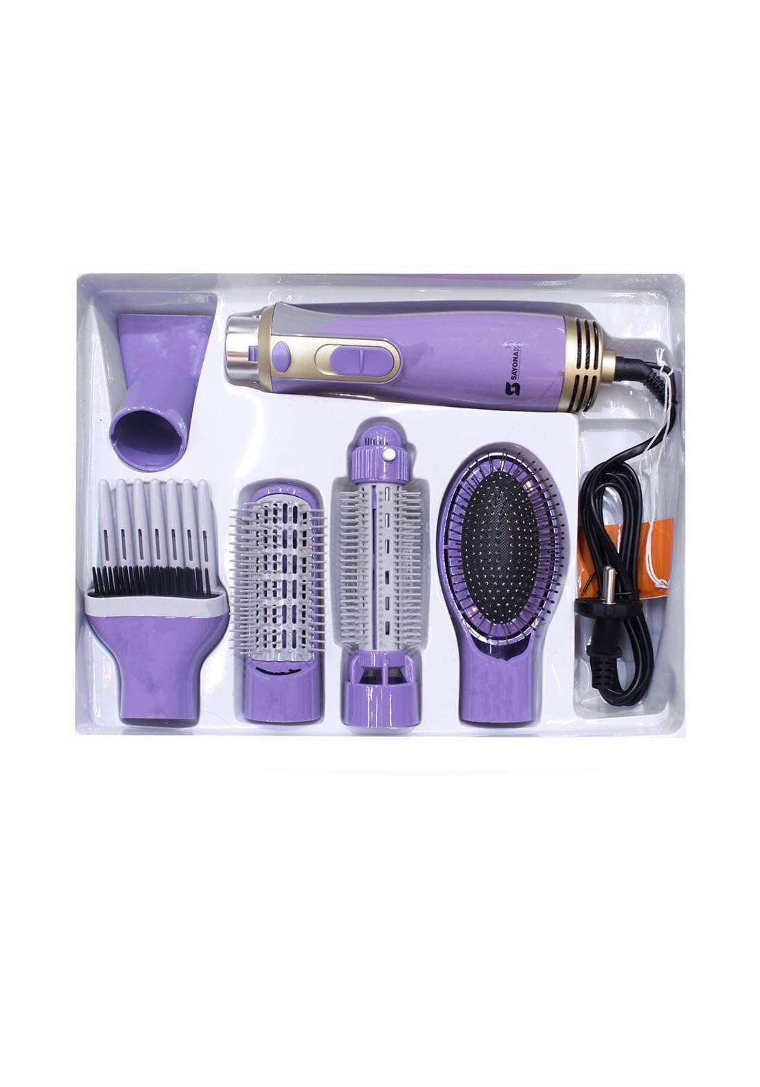 Sayona 9284 Hair dryer (6 in 1) 600 Watt  مجفف شعر