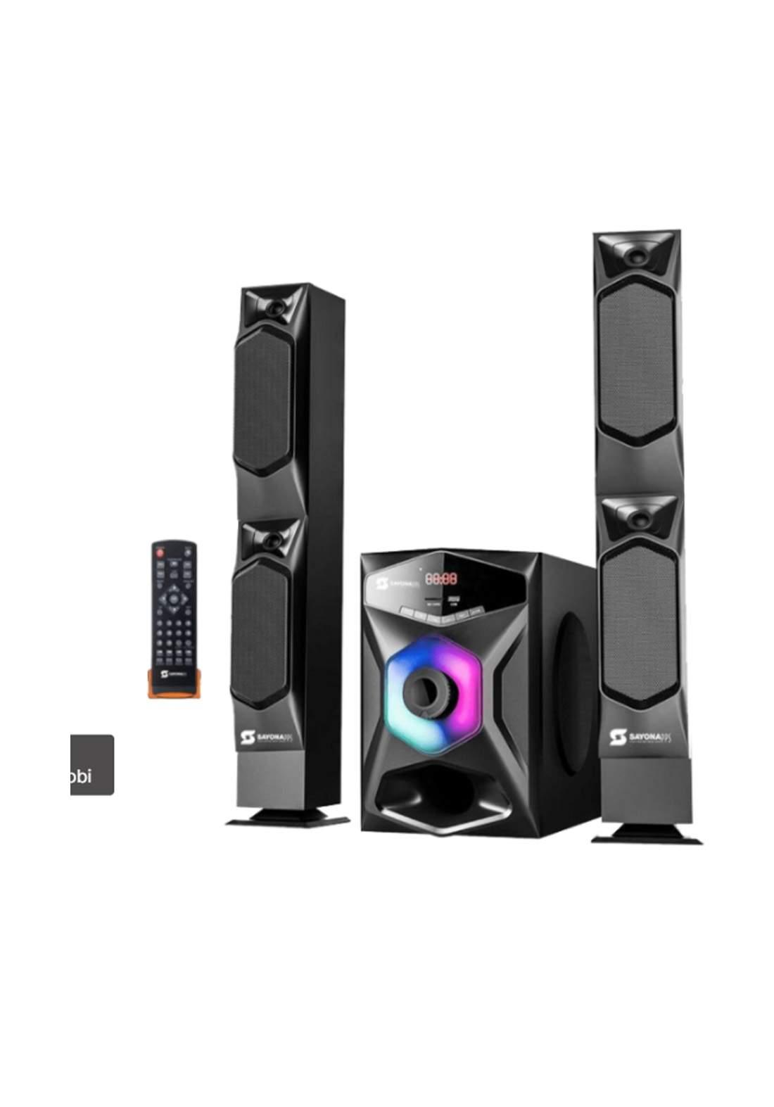 Sayona 1290 Bluetooth Speaker 15000 Watt مكبر صوت