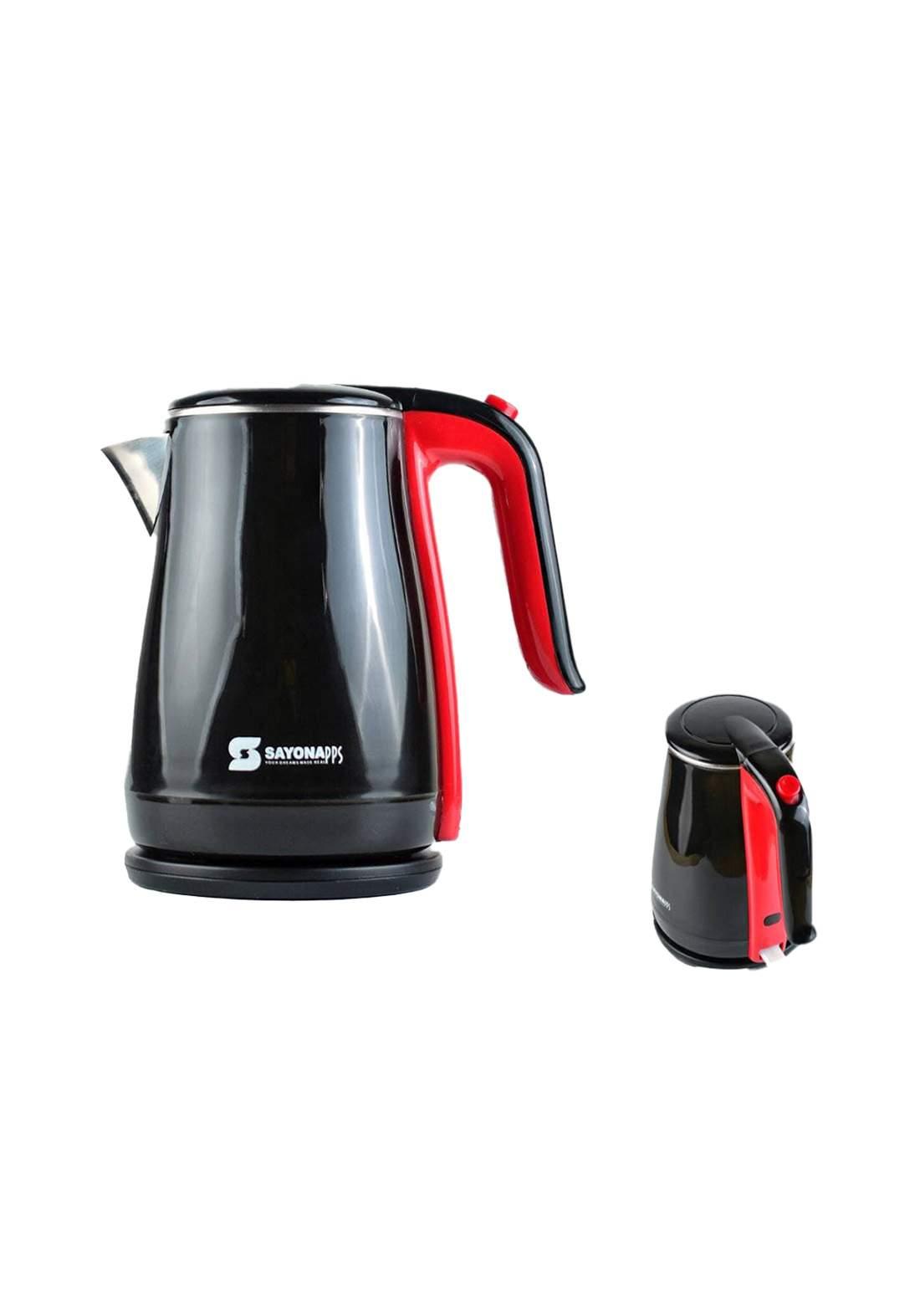 Sayona 4382  Coffee Machine 400  Watt ماكنة صنع قهوة تركية
