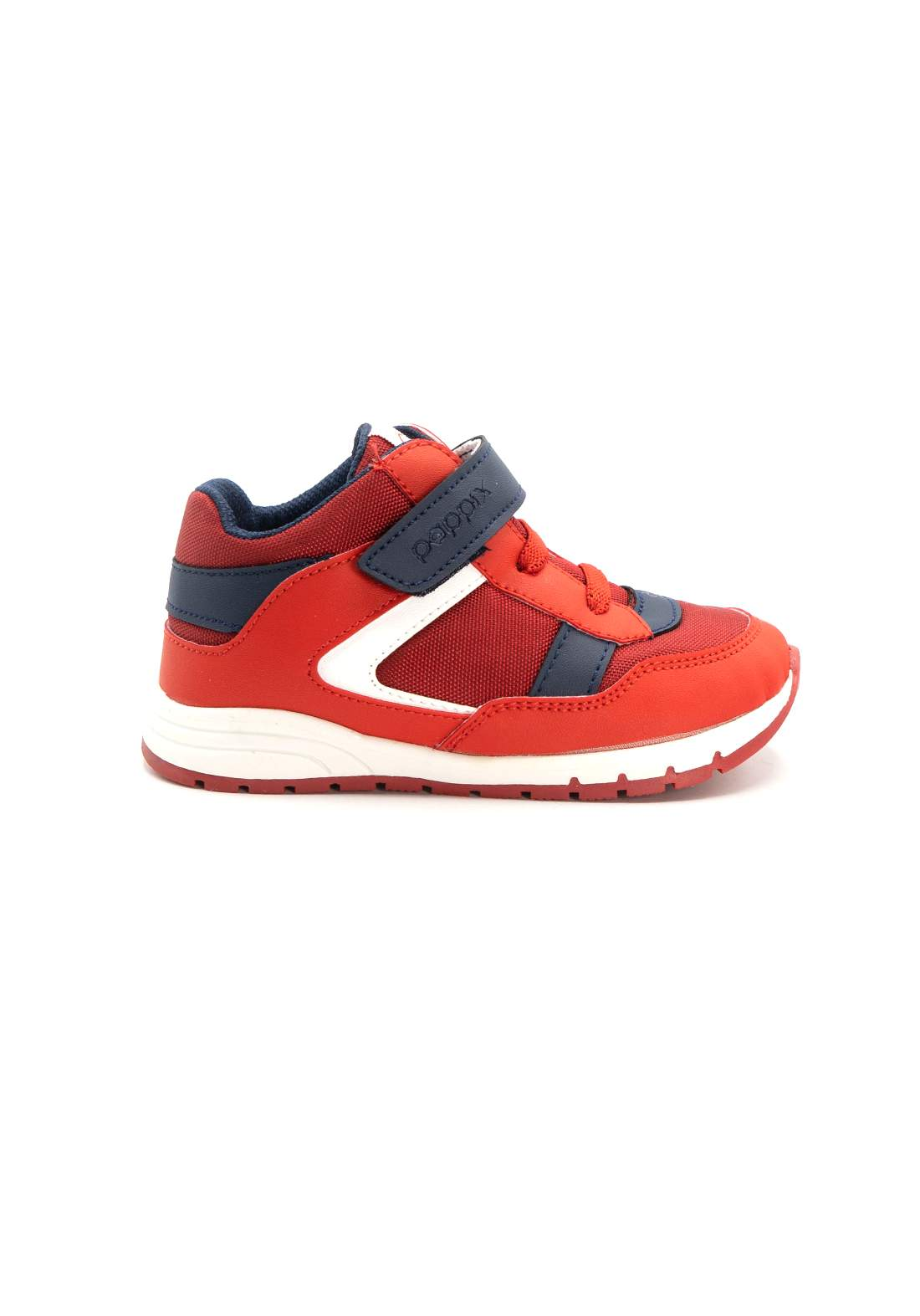حذاء رياضي اطفال احمر اللون