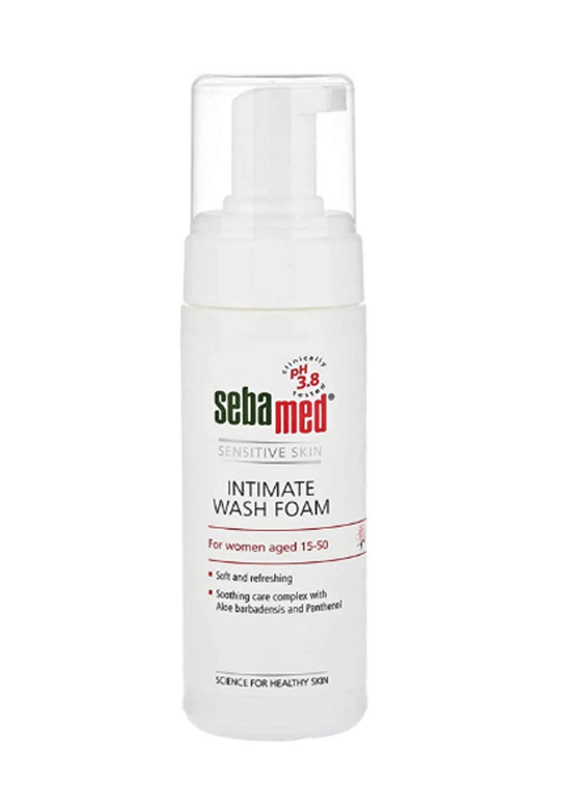 Sebamed Feminine Intimate Wash Foam (15-50) 150ml غسول نسائي رغوي