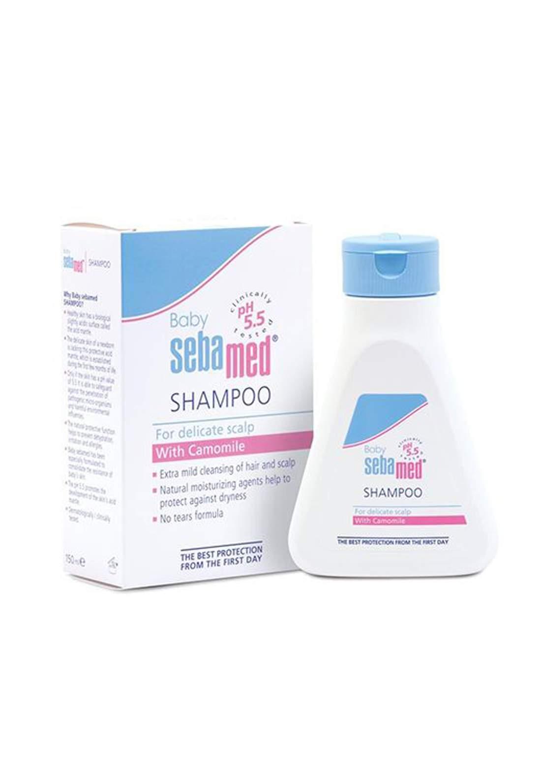 Seba med Baby Shampoo150ml شامبو للاطفال