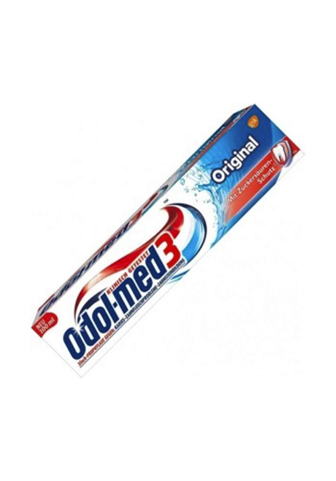 Odol-Med3 Original 100ml معجون اسنان