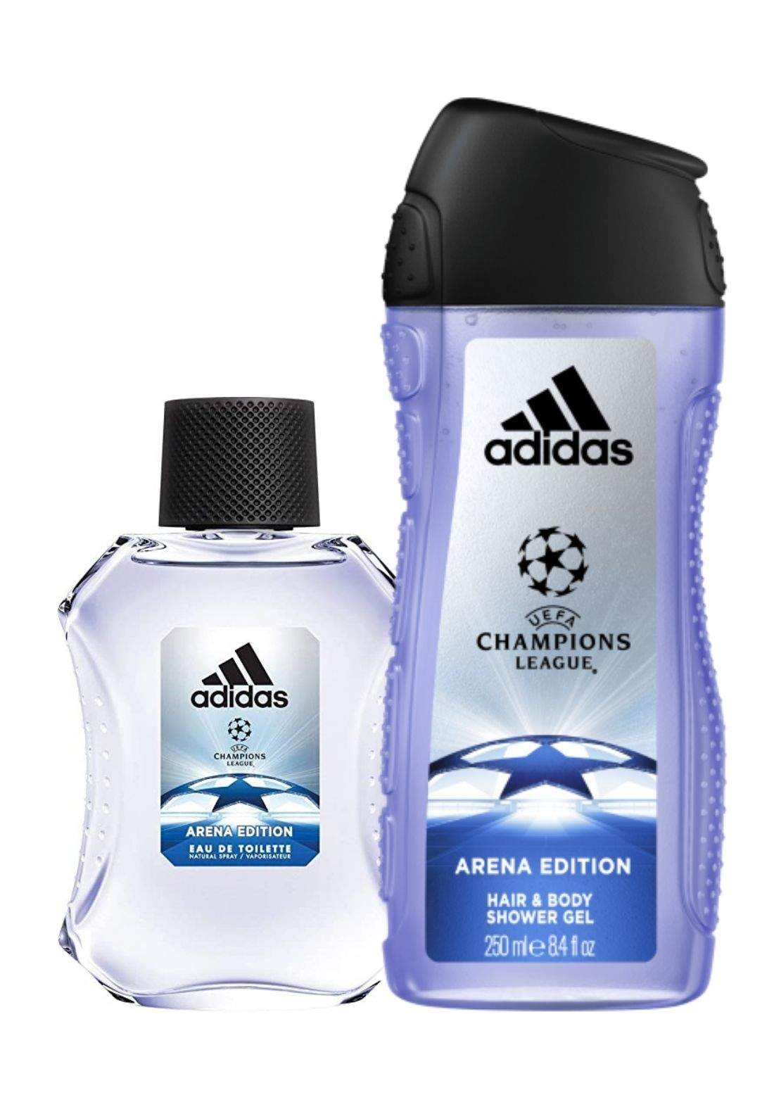 Adidas Champions Leaguee Arena Edition 2 in 1 سيت العناية للرجل