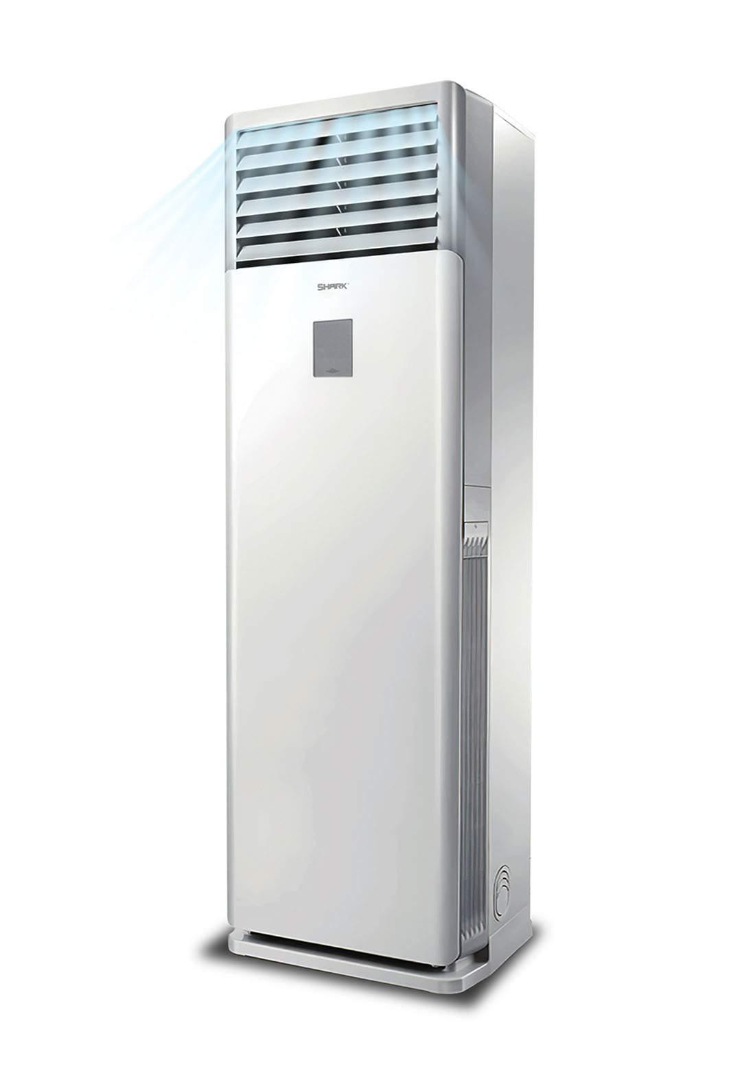 Shark Split Vertical Air Conditioner 3 Ton 36000 N - سبلت عمودي 3 طن