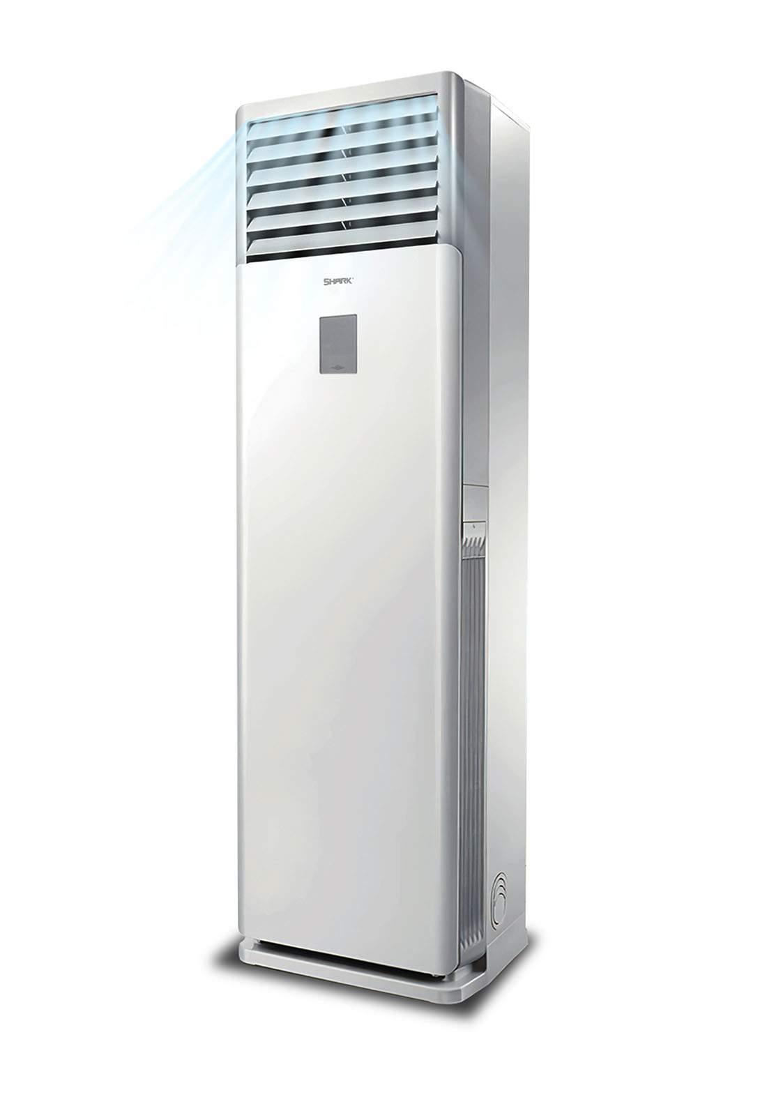 Shark Split Vertical Air Conditioner 3 Ton Double Fan - سبلت عمودي 3 طن