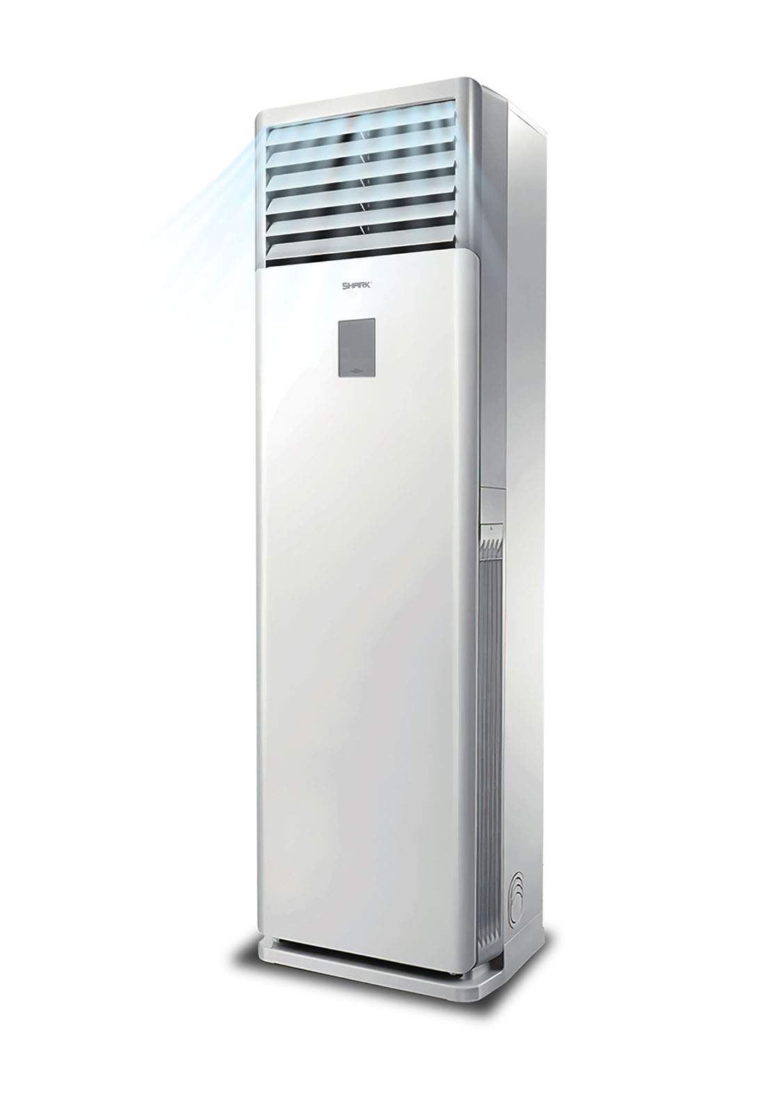 Shark Split Vertical Air Conditioner 4 Ton سبلت عمودي 4 طن
