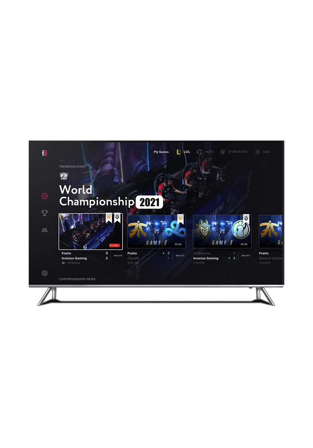 Shark Led TV - 43inch شاشة