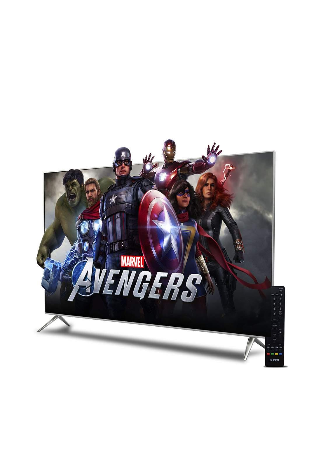 Shark Smart Led Tv - 45inch شاشة ذكية